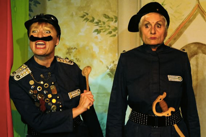 Cinzia Fossati   costumes   Theater Blau Maus München